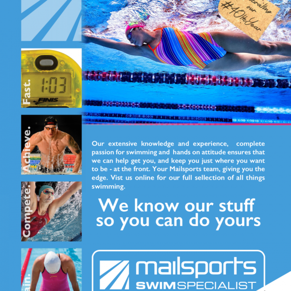 Mailsports @ Bracknell Leisure Center