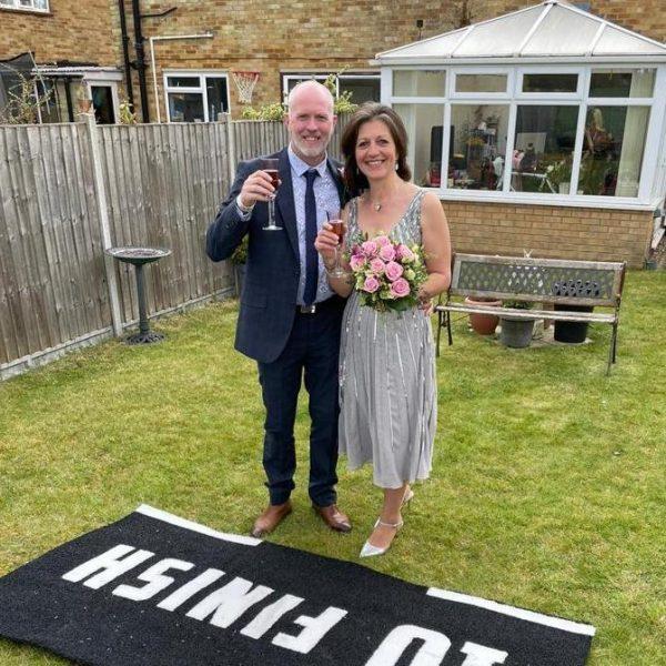 Mr & Mrs Daniell
